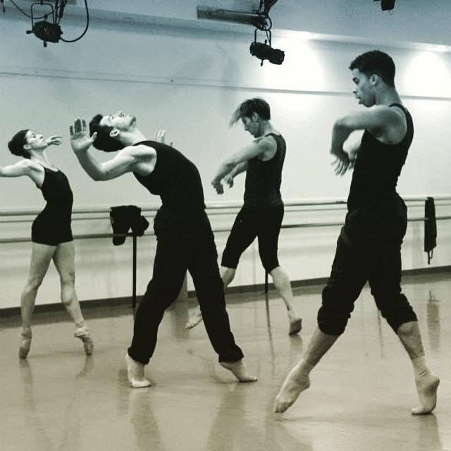 great ballet training