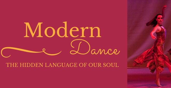 Modern Dance Christine Rich Studio Champaign