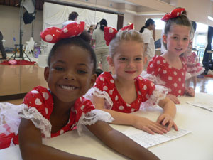 4 Year Old Dancers At Christine Rich Studio Champaign Savoy
