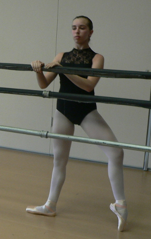 great ballet training
