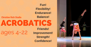 Acrobatics Choreography Christine Rich Studio Savoy Champaign