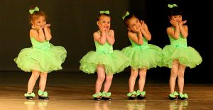 3 Year Old Dancers At Christine Rich Studio Champaign Savoy