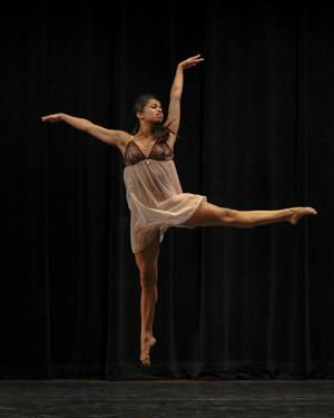 amazing ballet dancer