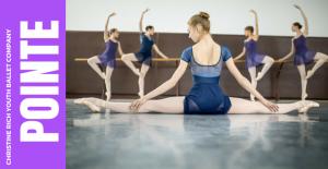 Pointe Ballet Christine Rich Studio Savoy Champaign