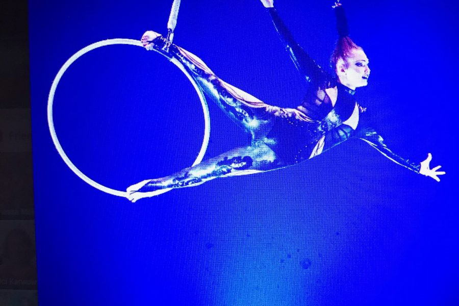 CRS Alumnus Samantha lands Cirque du Soleil as headliner!  Part 3